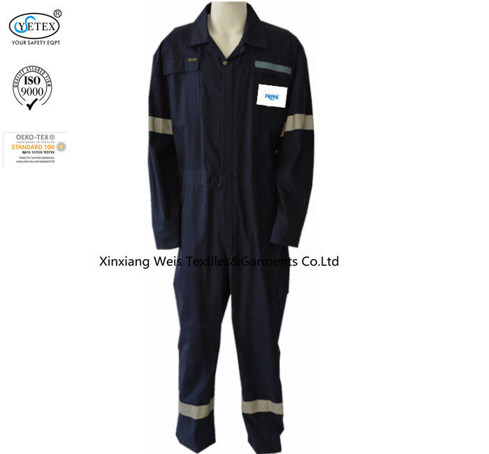 Nomex 3A Inherently Fire Resistant Winter Clothing Coveralls Light Weight